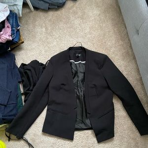 Top shop blazer size 4